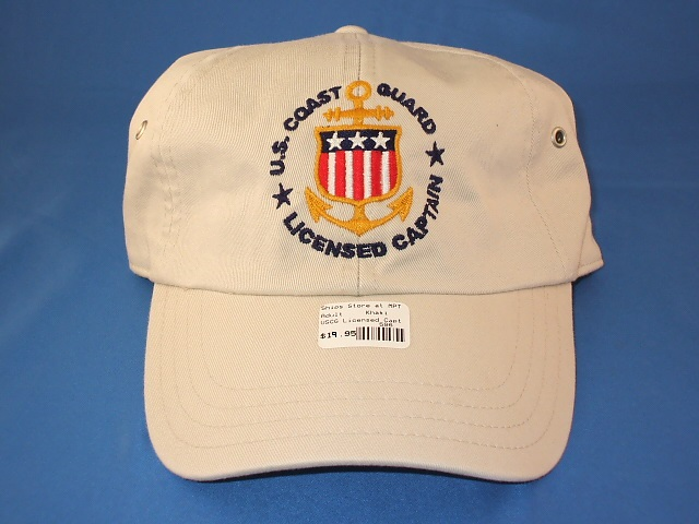 e5259134f Featureing the USCG logo embroidered on the front. The casual unstructured  design makes this cap great for a weekend outdoors. The 6-panel,  low-profile hat ...